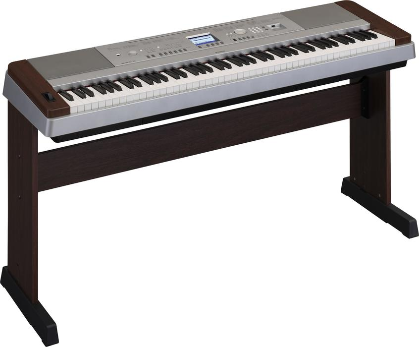 Yamaha dgx 640w digitale piano beoordeling for Yamaha dgx 660 review
