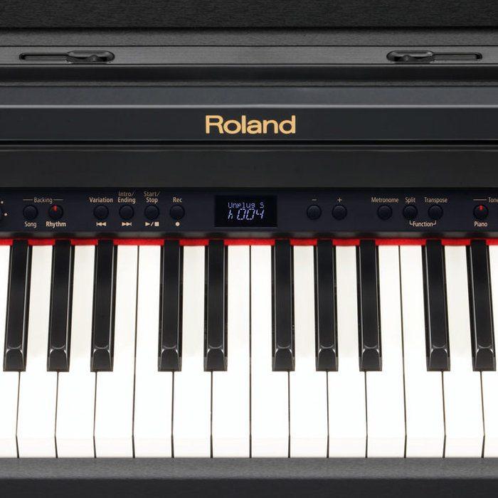 Roland RP301 keybed