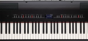 piano roland fp 80 display