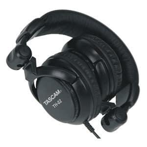 Tascam TH02-B koptelefoon