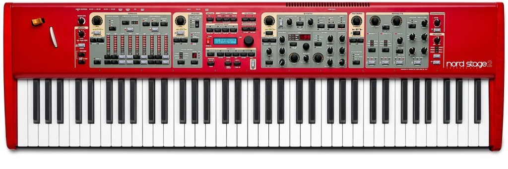 nord stage 2 ha76 stage piano