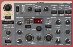 Clavia Nord Stage 2 HA88 synth