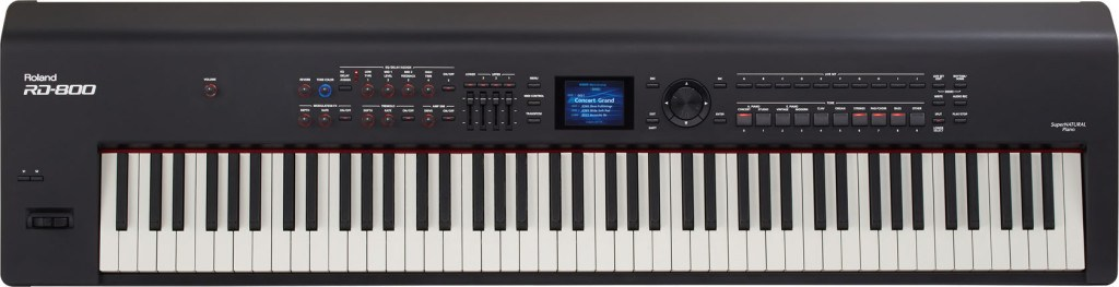 Roland RD-800 review