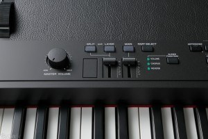 Yamaha CP40 close