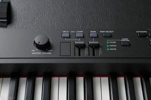 Yamaha CP40 close