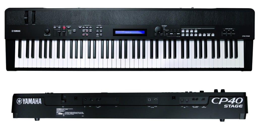 yamaha cp40 review