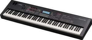 Synthesizer review Yamaha MOX8