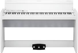 Korg LP380 review piano