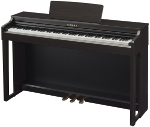 Yamaha CLP-525 review pano