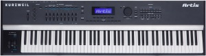 Kurzweil Artis Review stage piano front