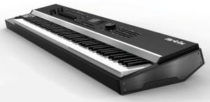 Kurzweil Artis stage piano zijkant