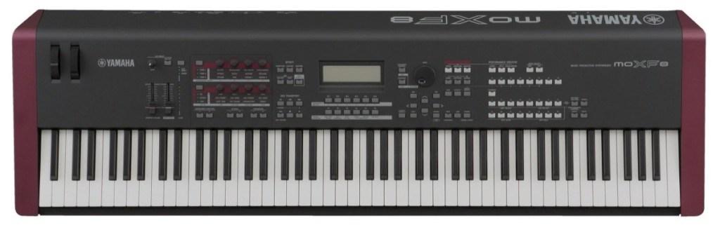 Yamaha MOXF8 review keyboard synthesizer