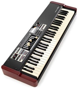 keyboard synthesizer Hammond XK1C review