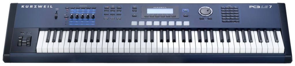 Kurzweil PC3 LE7 review