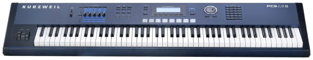 Kurzweil PC3 LE8 review synth