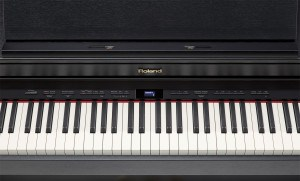 Roland HP 506 keybed piano