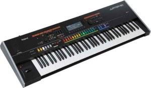 Synthesizer Roland Jupiter 50 synth