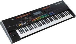 Synthesizer Roland Jupiter 50 synth