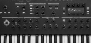 Dave Smith Prophet 12 review console