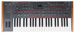 Dave Smith Pro 2 review synthesizer