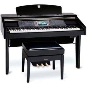 digitale piano yamaha clavinova CVP