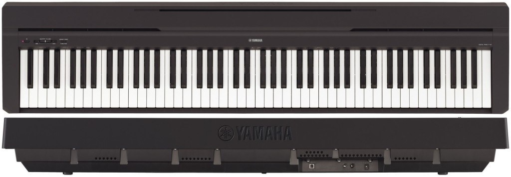 yamaha p45 review ideale beginners piano. Black Bedroom Furniture Sets. Home Design Ideas