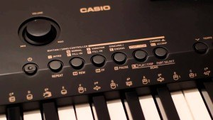 Casio CDP 230R display piano