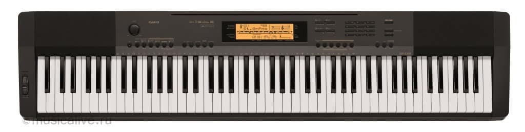 Casio CDP 230R review digitale piano