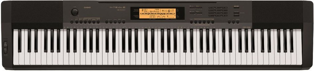 Casio CDP 230R review piano