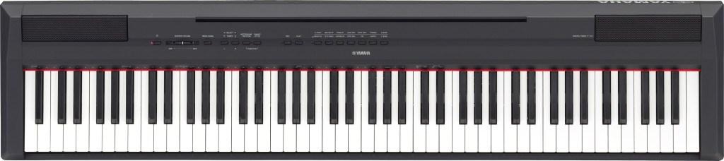 Yamaha P115 digitale piano review