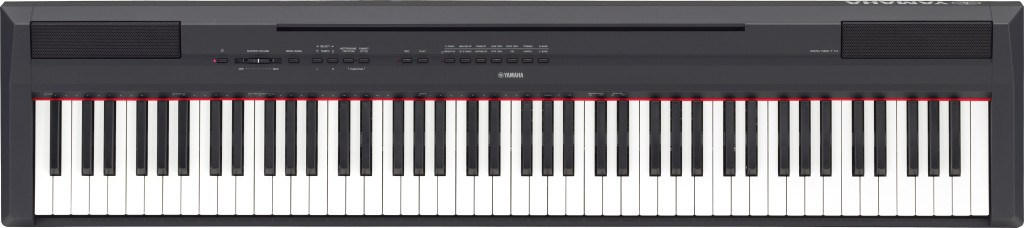 Yamaha P115 digitale piano review