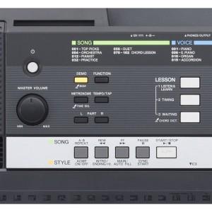 Yamaha PSR-E343 features