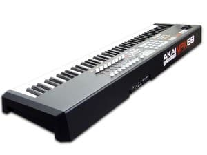 akai mpk 88 review piano