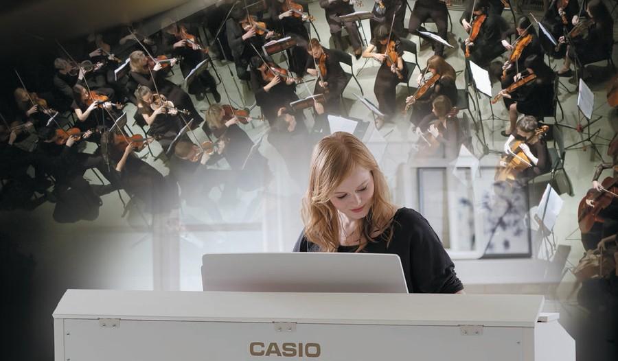 Casio PX860 digitale piano