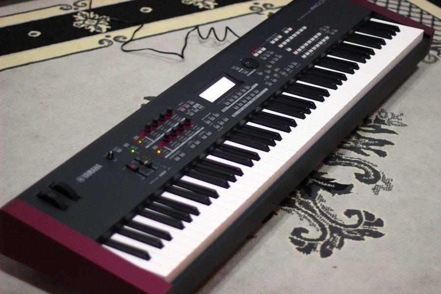 Goedkoopste Yamaha MOXF8