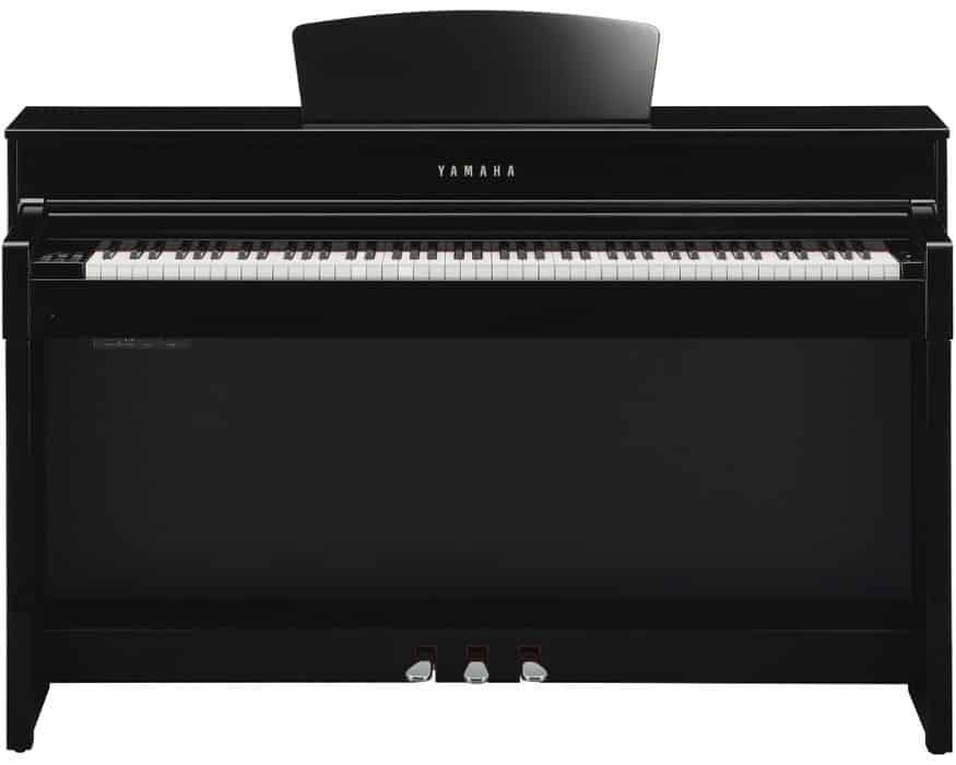 Yamaha CLP-535 review
