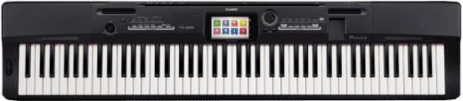 Casio PX-360 review digitale piano