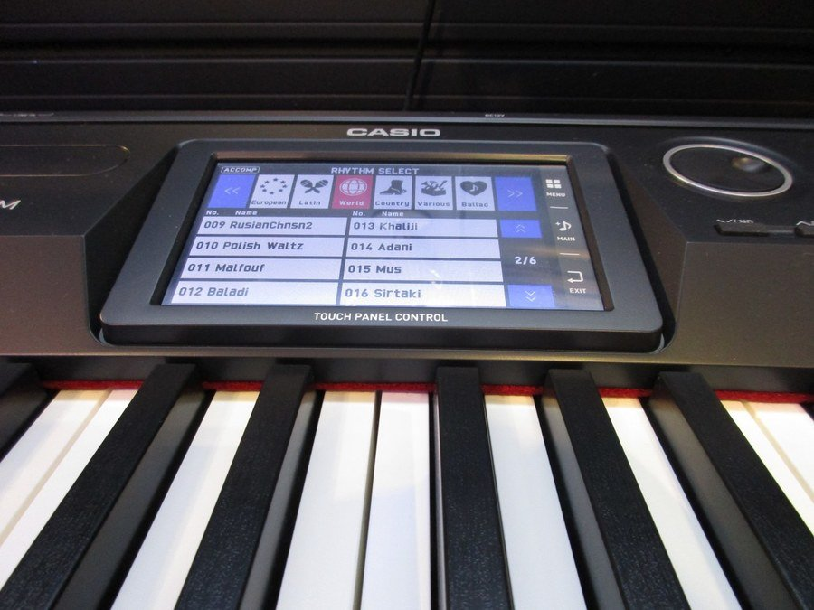 Beste Casio PX-360 Review