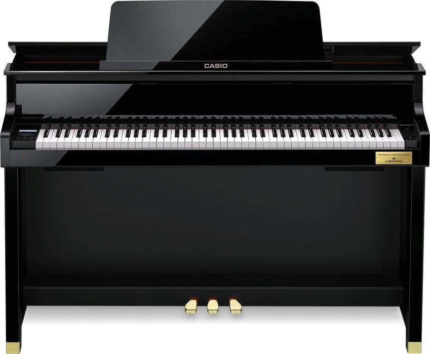 Casio GP-300 en Casio GP-500 Review