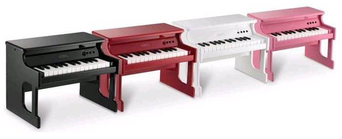 baby piano kopen gids korg tinypiano