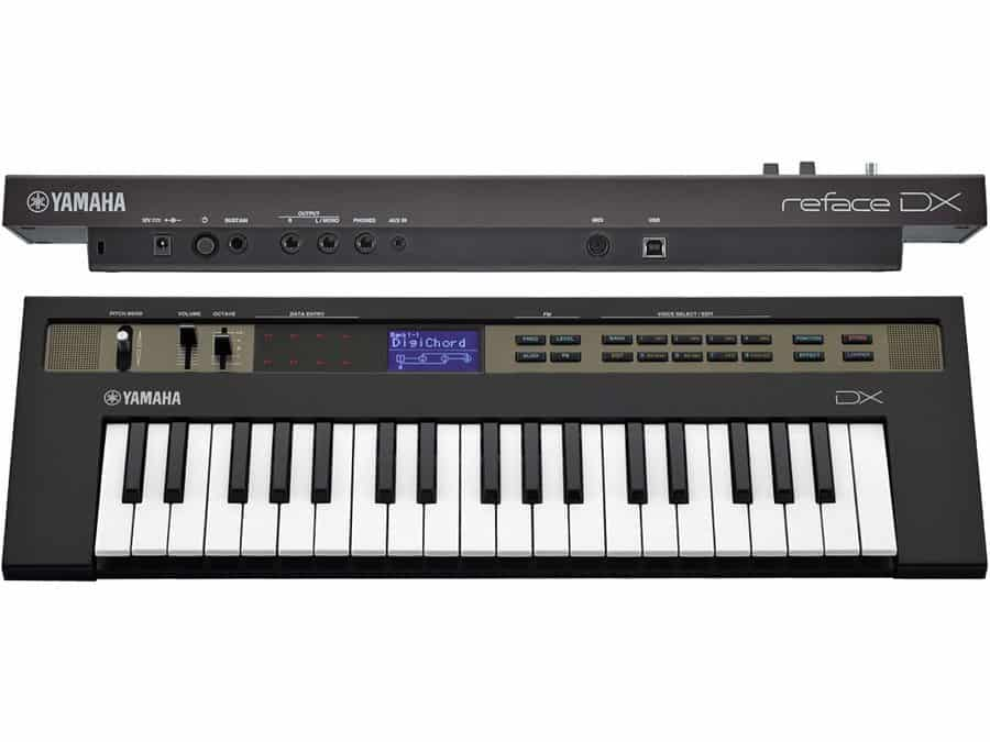 Yamaha avantgrand n3 review for Yamaha dx reface review