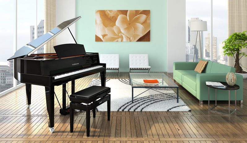 Beste Yamaha AvantGrand N3 Review