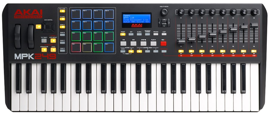 Beste Akai MPK249 Review