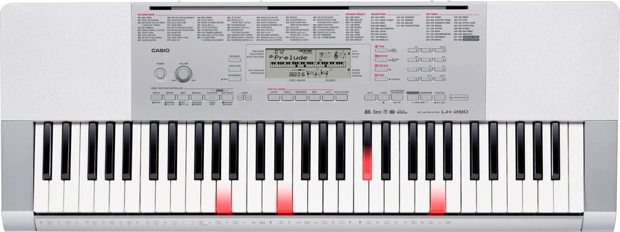 Beste Casio LK-280 Review