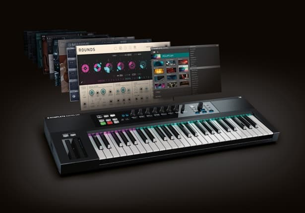 Beste Native Instruments Komplete Kontrol S49 Review