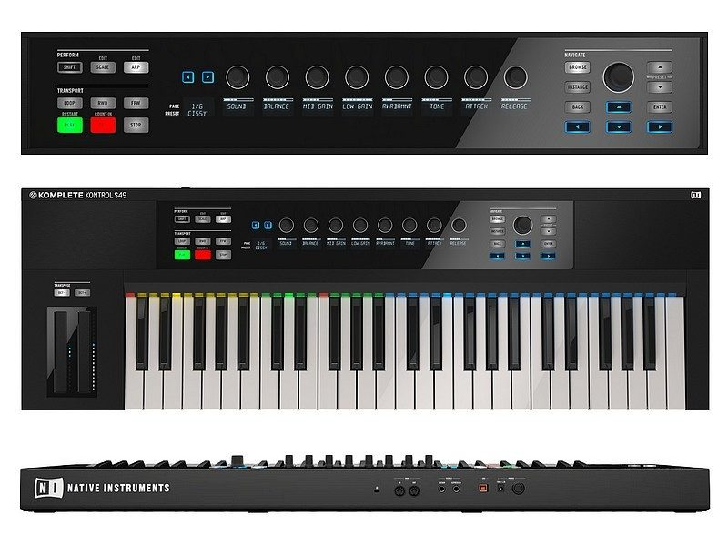 Goedkoopste Native Instruments Komplete Kontrol S49 Review