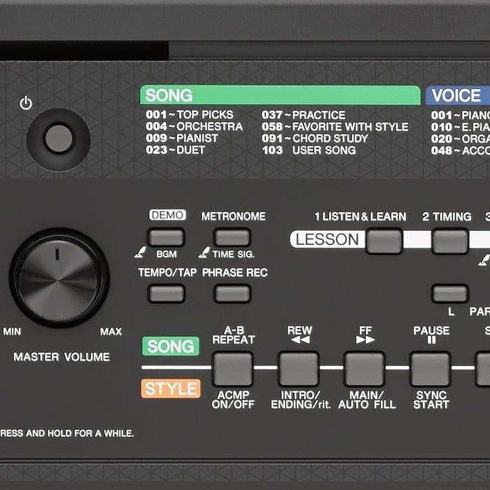 Goedkope Yamaha PSR-E253 Review
