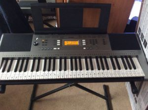 yamaha psr e353 review