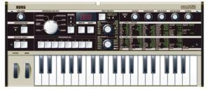 korg microkorg review synthesizer