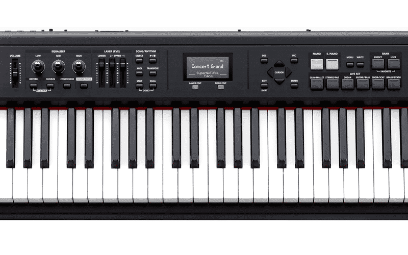 Beste Roland RD-300NX Review